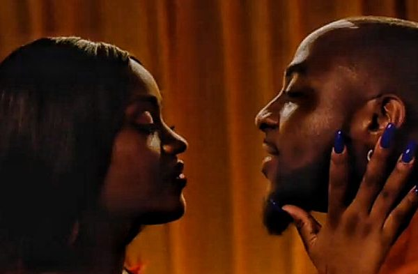 "Davido stars girlfriend in new Music video ""1 Milli"""