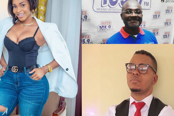 Kennedy Agyapong names all the women Obinim has eaten including famous Ghanaian actress Benedicta Gafah