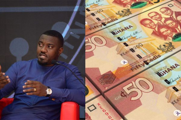JOHN DUMELO PLEDGES 200,000GHC TO SMALL SCALE BUSINESSES IN AYAWASO WEST CONSTITUENCY