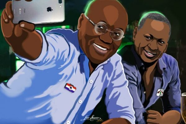 5 ways Mahama can still win the Ghana election in December (SATIRE)