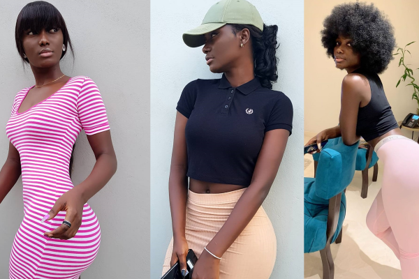 Check out these pictures of slim curvy Model Precious-Mummy