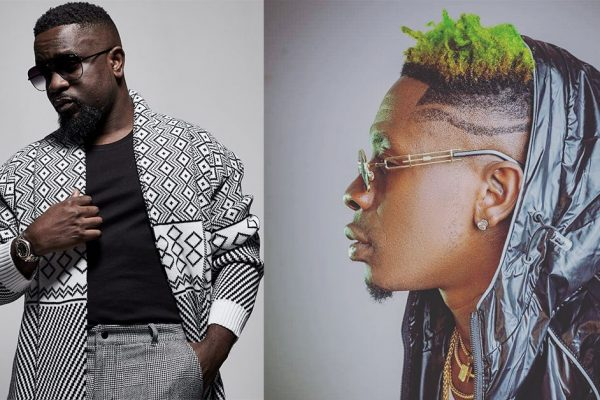 Shatta Wale and Sarkodie battle with new songs FaHookiMe and Fapimso