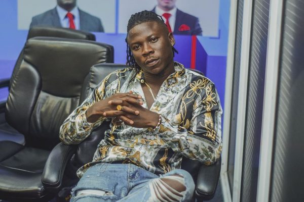 Stonebwoy to conduct Album Listening this Thursday on JoyPrime and Hitz FM