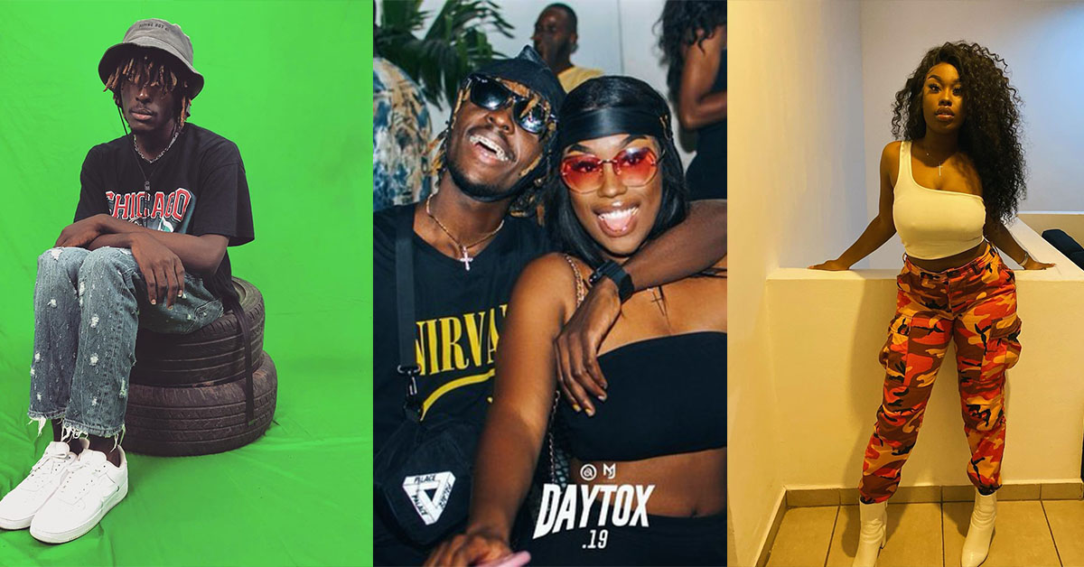KOFI MOLE AND COCOTREYY BREAK THE ICE ON THEIR RELATIONSHIP STATUS