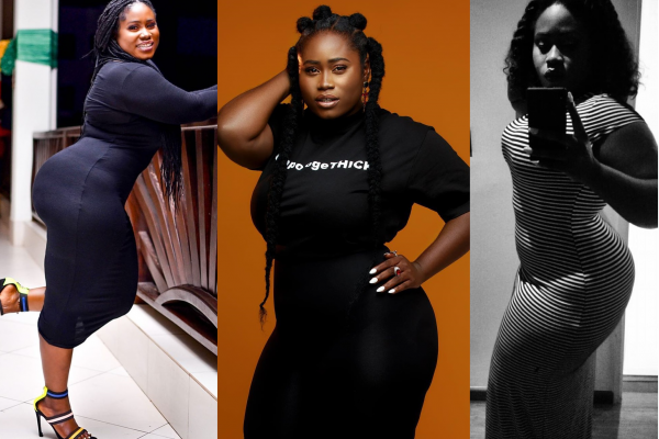 These pictures of Lydia Forson prove that Big is Beautiful